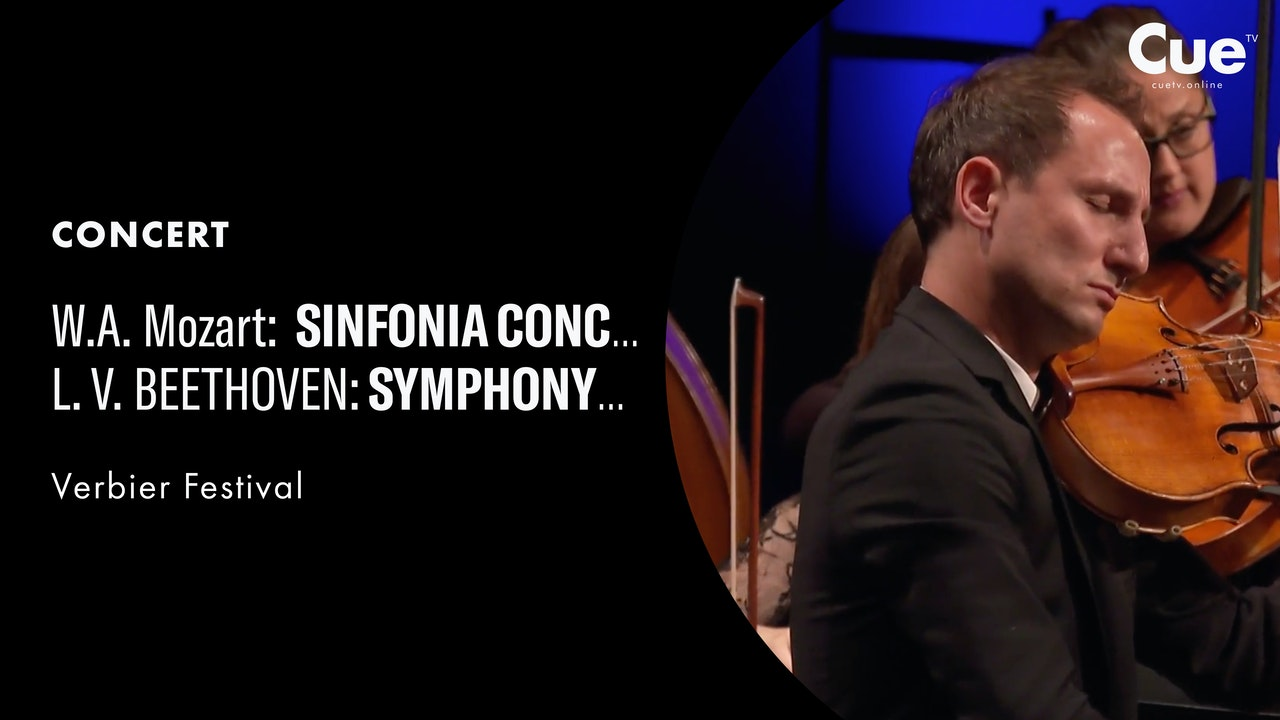 Sinfonia concertante; Symphony No. 31 'Paris'; Beethoven: Symphony No. 7