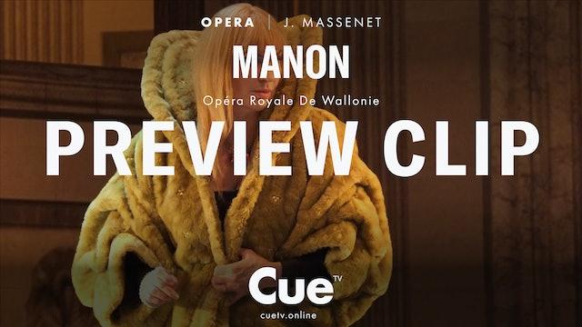 Manon - Preview clip