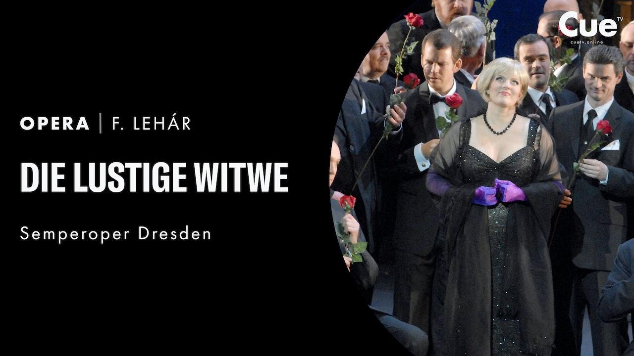 Franz Lehár Die lustige Witwe