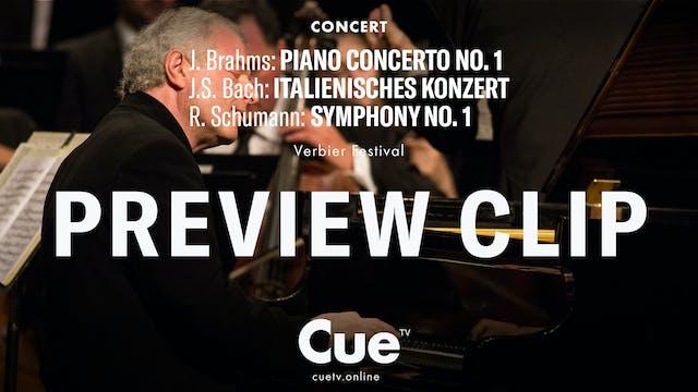 Piano Concerto No. 1; Italian Concert...