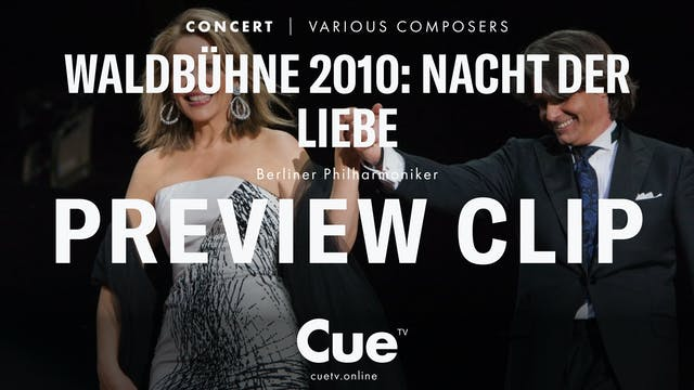 Waldbühne 2010: Nacht der Liebe - Pre...
