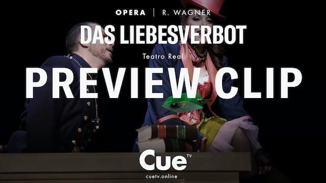 Teatro Real: Wagner: Das Liebesverbot...