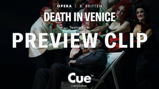 Death in Venice - Preview clip