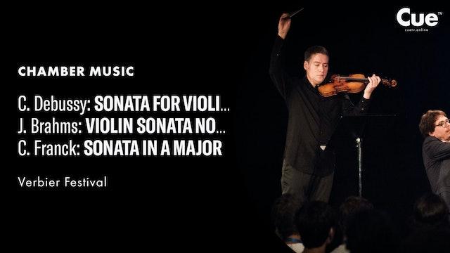 Debussy: Violin Sonata; Brahms: Violin Sonata No. 1; F.A.E. Sonata - Scherzo