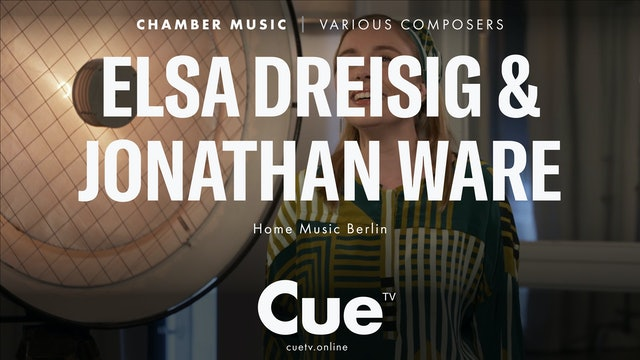 Grieg: Peer Gynt - Solveig's Song; Debussy: Trois Chanson de Bilitis; Ravel: Oiseaux tristes; Granados: La Maja y el ruiseñor; Rachmaninov: Vocalise; Berg: Sieben frühe Lieder