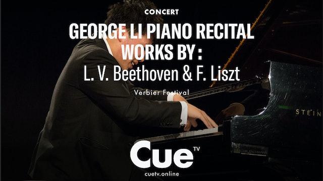 George Li - Works by Beethoven & Liszt