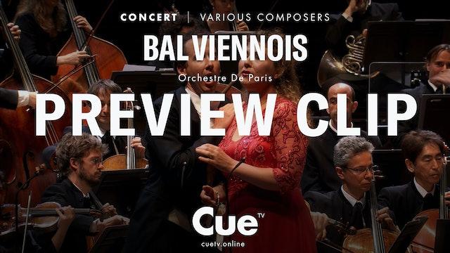 Orchestre de Paris Bal Viennois - Preview clip