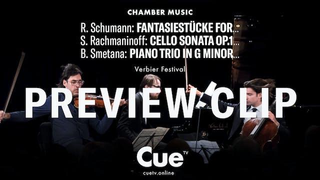 Schumann: Fantasiestücke; Rachmaninov...