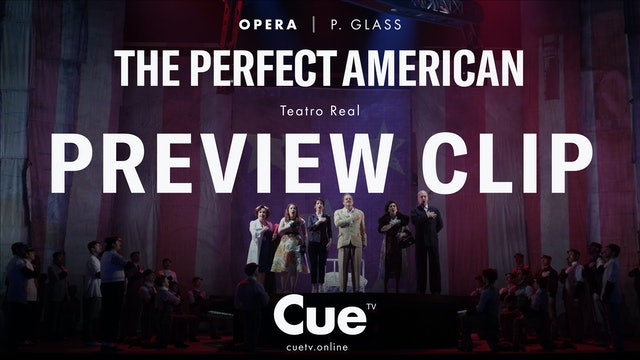 Teatro Real: Philip Glass: The Perfect American - Trailer