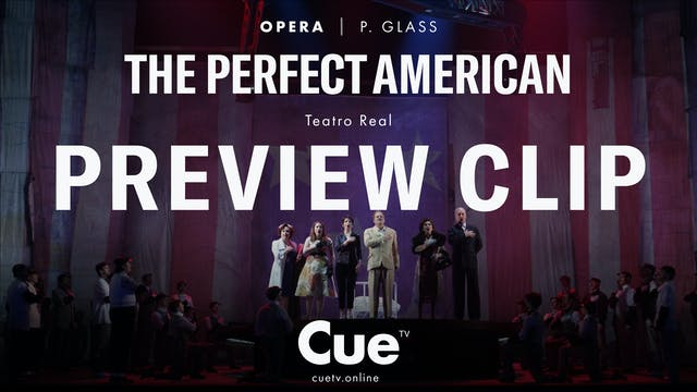 The Perfect American - Preview clip