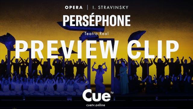 Perséphone - Preview clip
