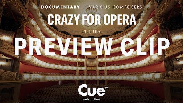 The State Opera - Crazy for Opera (Bavarian State Opera) - Trailer