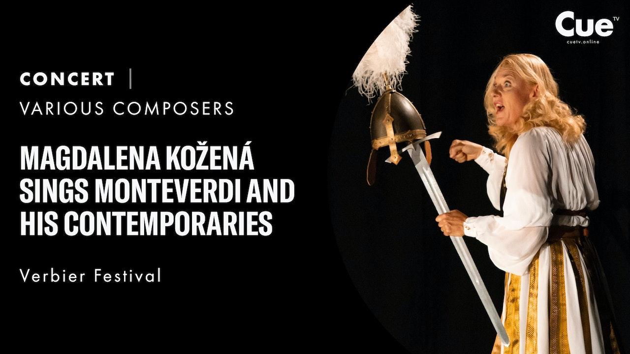 Magdalena Kožená Sings Monteverdi and His Contemporaries
