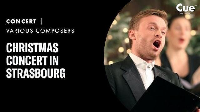 Christmas Concert in Strasbourg