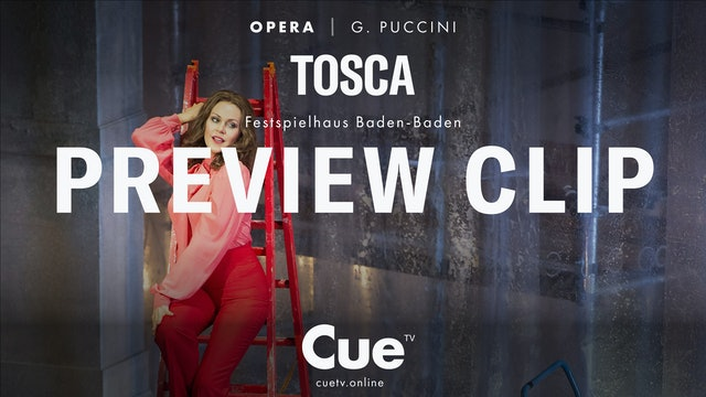 Baden-Baden 2017: Tosca - Preview clip