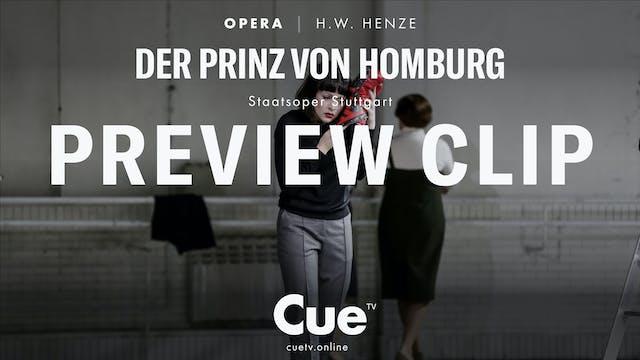 Der Prinz von Homburg - Preview clip