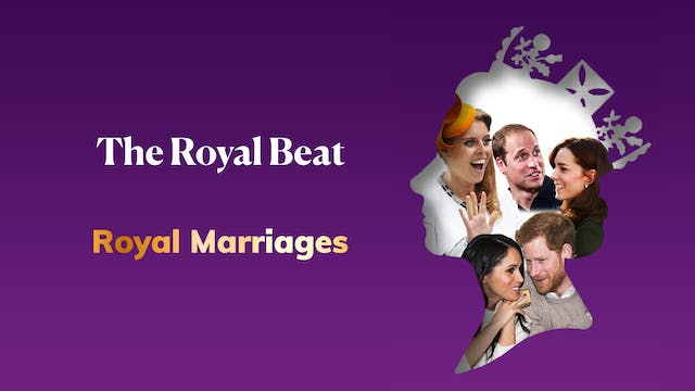 The Royal Beat: Royal Marriage