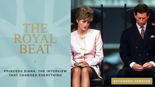 The Royal Beat: Princess Diana
