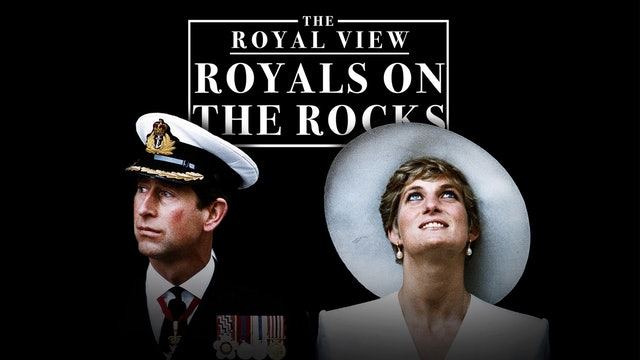 The Royal View: Royals on the Rocks