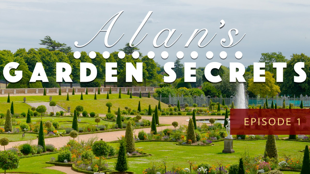 ALAN'S GARDEN SECRETS