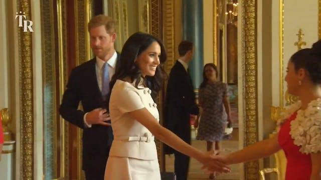 Meghan Markle Inside the Wardrobe of ...