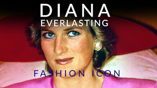 Fashion Icon: Diana, Princess of Wales