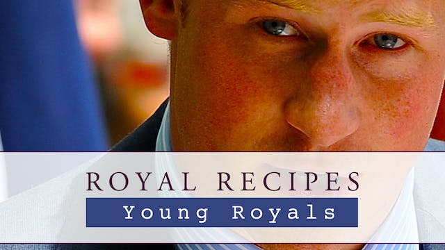 Royal Recipes: Young Royals