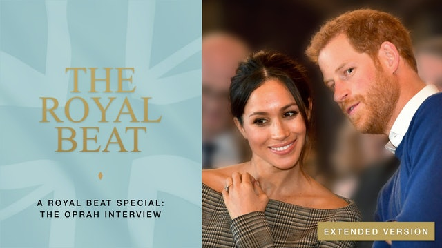 A Royal Beat Special: The Oprah Interview