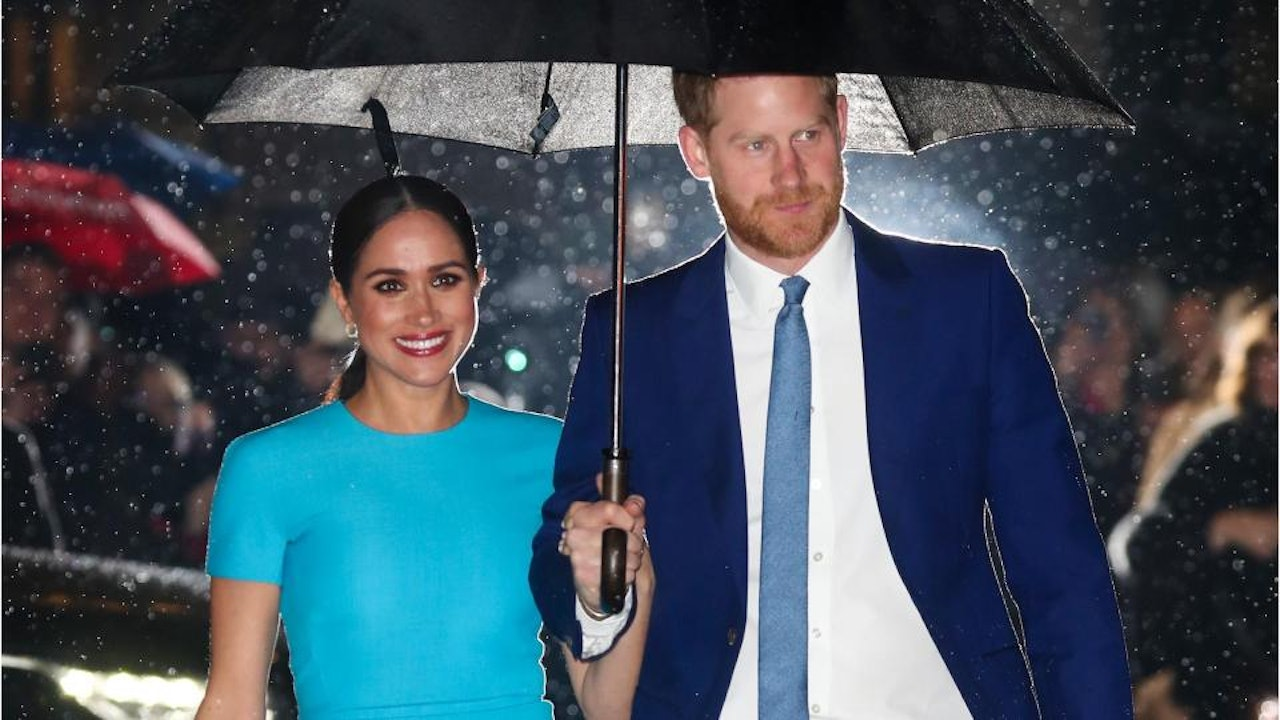 ONLY ON TRUE ROYALTY. HARRY AND MEGHAN: A ROYAL CRISIS!