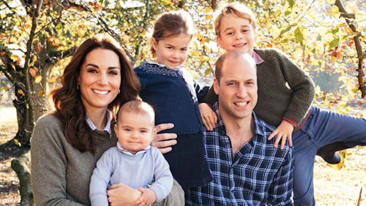 WILLIAM AND KATE: A MODERN ROYAL FAMILY