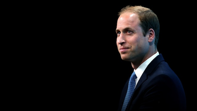 EXCLUSIVE! PRINCE WILLIAM: MONARCH IN THE MAKING