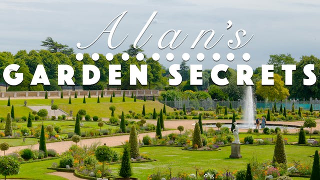 Alan's Secret Gardens: 18th Century