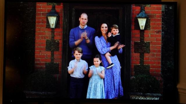 A MODERN ROYAL FAMILY