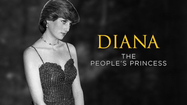 NEW!             Diana: The People's Princess