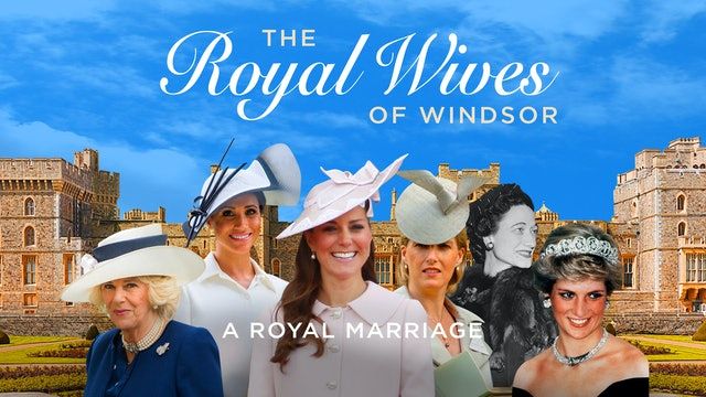 New! Royal Wives of Windsor: A Royal Marriage