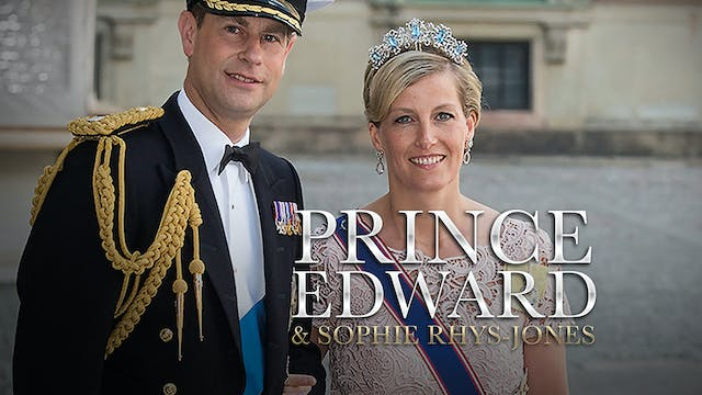 Prince Edward & Sophie Rhys-Jones