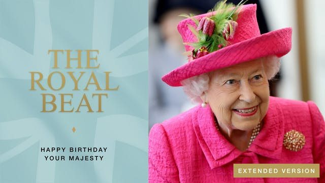 The Royal Beat: Happy Birthday Your M...