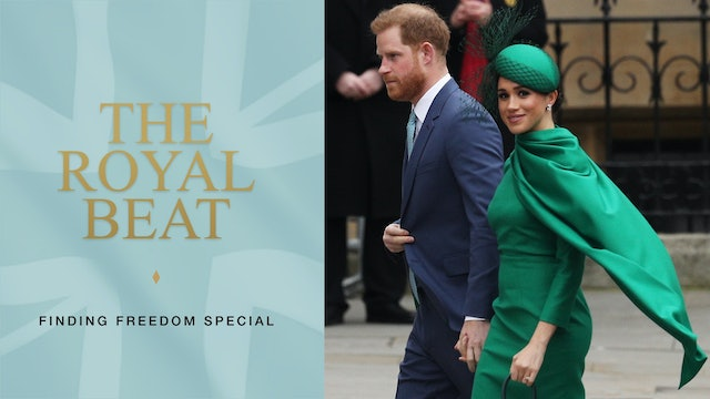 The Royal Beat: Finding Freedom