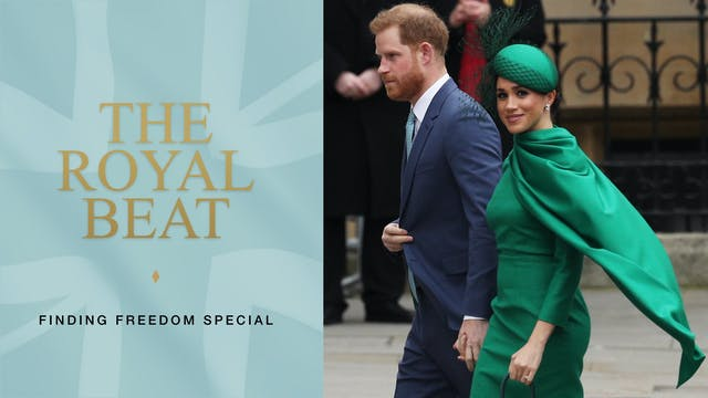 Exclusive! The Royal Beat: Finding Fr...
