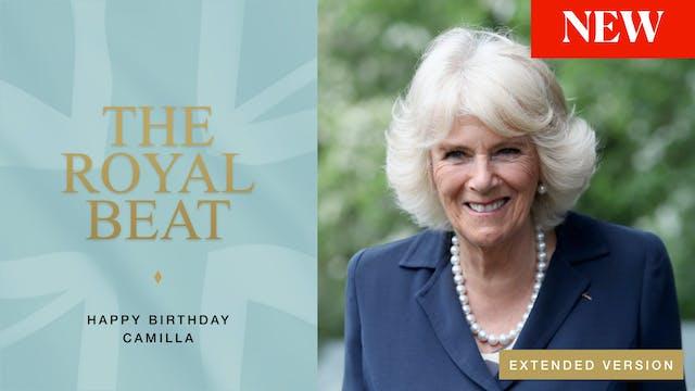 The Royal Beat. Happy Birthday Camilla