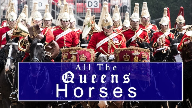 All The Queen's Horses: The Diamond Jubilee Pageant