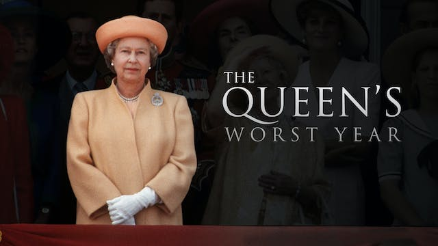 The Queen's Worst Year