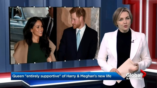 Harry and Meghan What Next Trailer