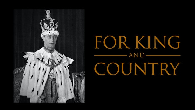 Royal Secrets: For King and Country
