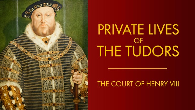 NEW! Private Lives of the Tudors