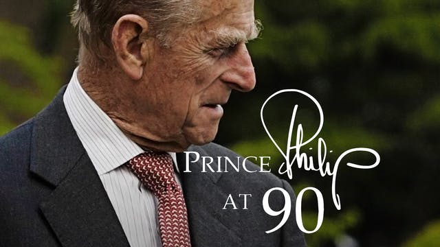 Prince Philip at 90