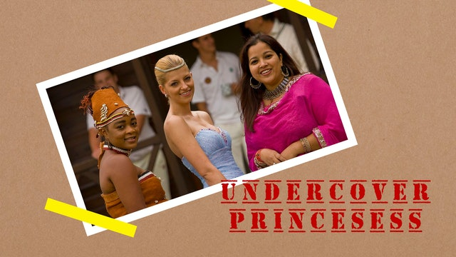 Undercover Princesses