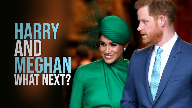 Harry and Meghan: What next?