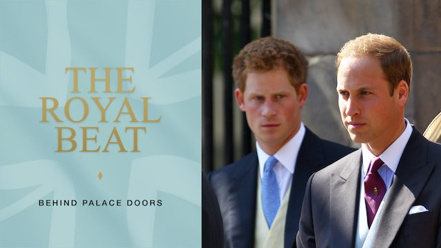 The Royal Beat: Behind Palace Doors
