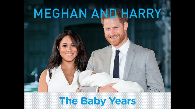Exclusive! Meghan and Harry: The Baby...